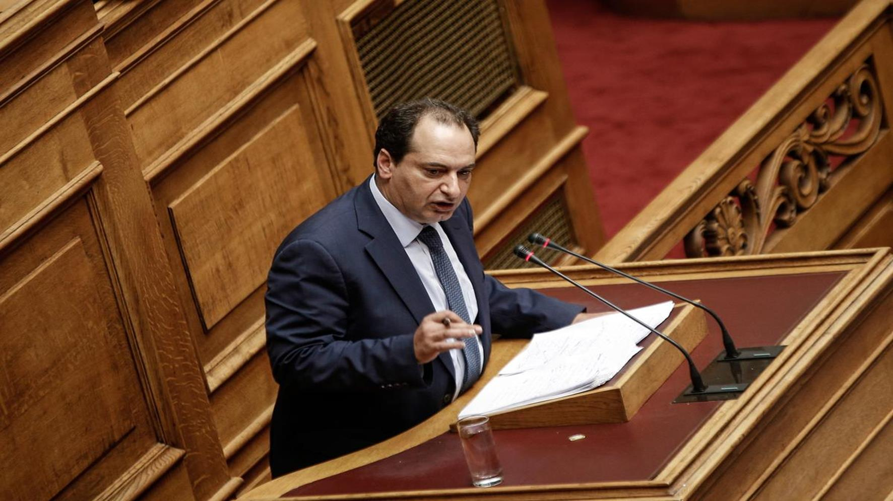 Discussion And Voting Regarding The Broadcasting Stations Licensing Bill, At The Plenary Hall Of The Greek Parliament, On Oct. 24, 2015. / Συζήτηση και ψήφιση στην Ολομέλεια του νομοσχεδίου για τις τηλεοπτικές άδειες, στις 24 Οκτωβρίου, 2015.