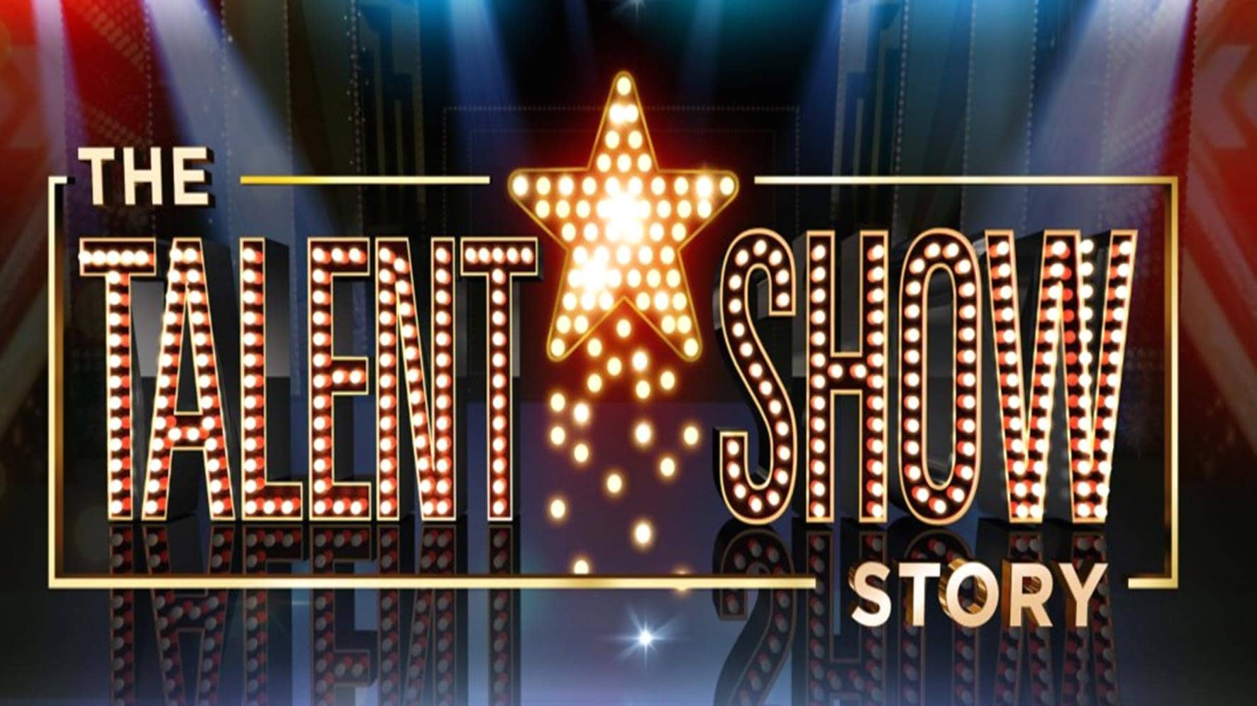 The Talent Show Story Title Card (Copy)