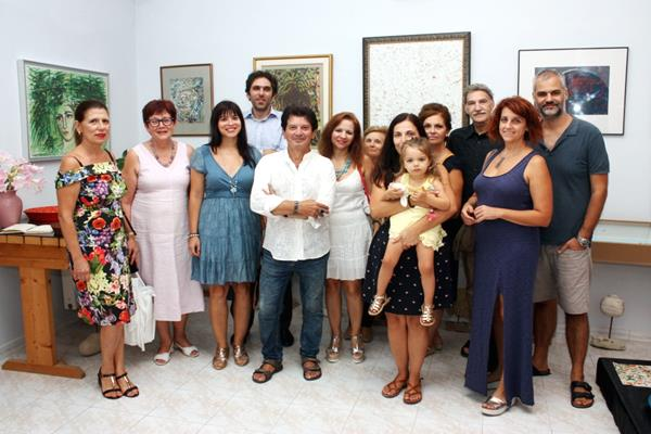 Costas Villa Rodopi Art Expo 2018 (Copy)