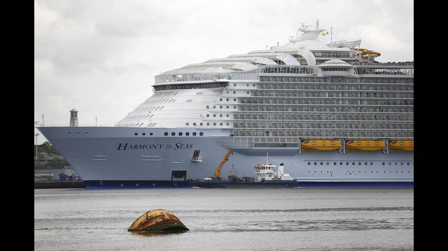 Harmony Of The Seas: