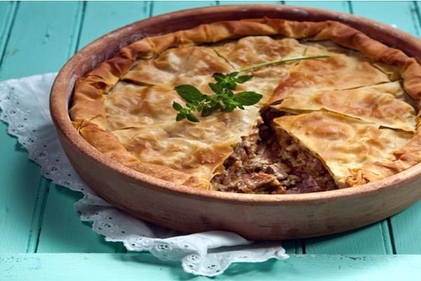 Meat Pie From Cephalonia (Copy)