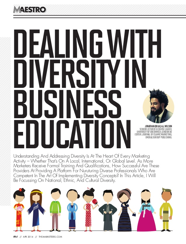 Dealing With Diversity In Business Education 1 638