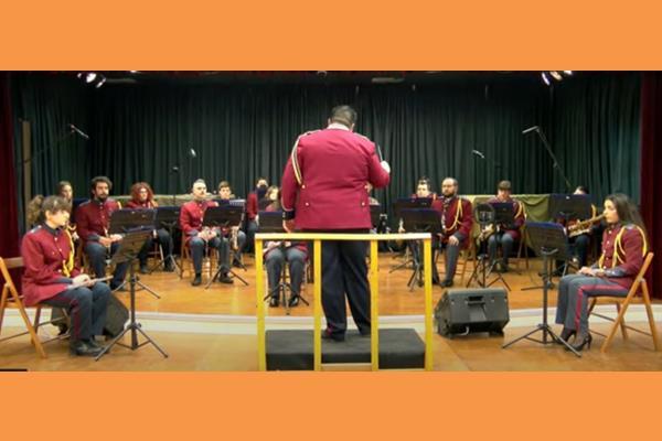 Συναυλία Μουσικού Σώματος (Μπάντας) Φιλαρμονικής Σχολής Κεφαλληνίας