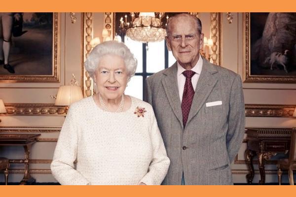 Πέθανε ο πρίγκιπας Φίλιππος                            Θλίψη στο Μπάκιγχαμ
