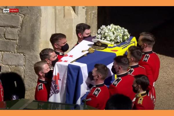 Πρίγκιπας Φίλιππος: LIVE η κηδεία του ανθρώπου που ήθελε να γίνει Βασιλιάς