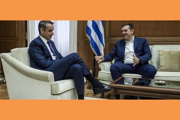 Ο ΣΥΡΙΖΑ προετοιμάζεται για συγκυβέρνηση με ΝΔ – Στροφή Α.Τσίπρα και ιδεολογική σύγκλιση με Κ.Μητσοτάκη