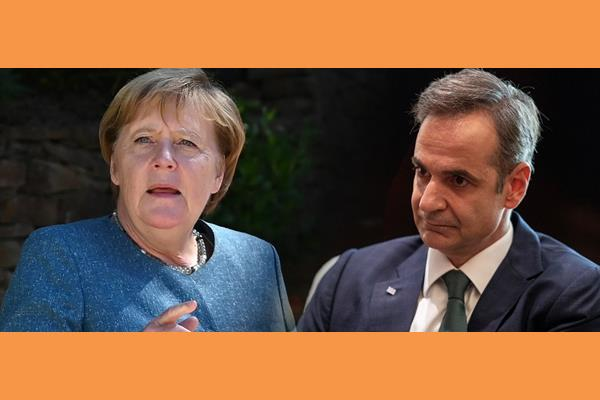 Merkel  Mitsotakis (Copy)