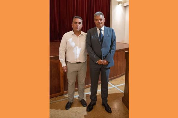 Επίσκεψη του Γ.Γ. Αιγαίου και Νησιωτικής Πολιτικής κ. Κουτουλάκη στην Ιθάκη