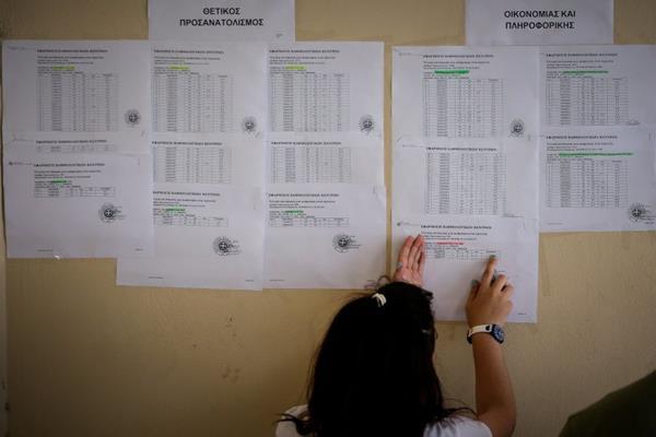 Πανελλήνιες 2021: Αγωνία τέλος, αυτή είναι η ελάχιστη βάση εισαγωγής για τα πανεπιστήμια