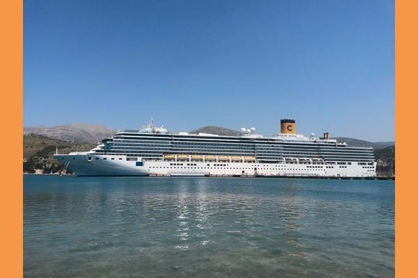Costa Deliziosa Argostoli (Copy)