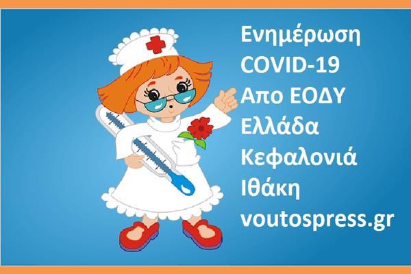 Κεφαλονια 2 Κρούσματα            Πού εντοπίστηκαν τα 1.291 κρούσματα, όλες οι περιοχές: 254 στην Αττική, 115 στη Θεσσαλονίκη