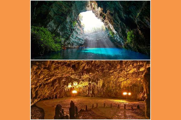 Ενημέρωση για την αλλαγή ωραρίου λειτουργίας των σπηλαίων Μελισσάνης και Δρογκαράτης.