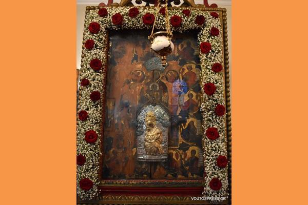 Το Αργοστόλι τίμησε και φέτος την Παναγία Ρακαντζή -Κατάνυξη στο μικρό εκκλησάκι [εικόνες]
