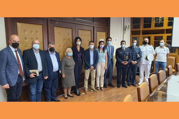 Στην Κεφαλονιά η Πρέσβης της Ιταλίας για το μνημόσυνο της Μεραρχίας Ακουι