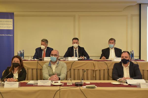 Γενική Συνέλευση της ΠΟΞ, παρουσία του υπουργού Τουρισμού κ. Βασίλη Κικίλια